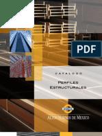 catalogo de perfiles