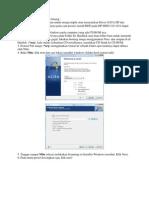 Instal Netbook HP