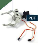 SPEECH CONTROLLED ROBOTIC ARM