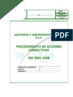 03. Pro-Amm Acciones Correctivas