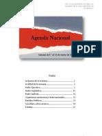 130113 Agenda Nacional