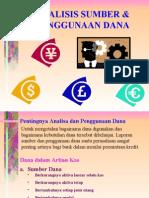 Analisis Sumber Penggunaan Dana