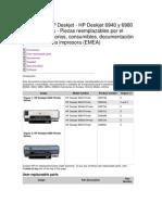 Impresoras HP Deskjet