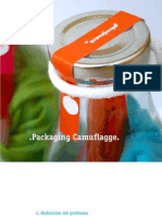 Manual Identidad - Packaging Camuflagge. Olalla Rubio Martinez