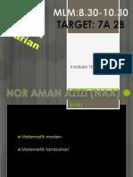 Jadual Harian (NAA)
