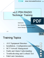 ALC PDH RADIO Technical Training(Siae Microwave)