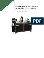 Manual Maquina Magnaflux