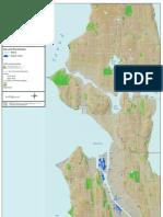 Seattle Sealevel Map