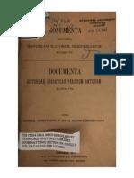 Franjo Racki - Documenta historiae Croaticae periodum antiquam