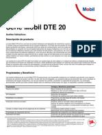 Mobil DTE Serie 20