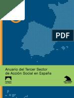 Anuario del Tercer Sector de Acción Social en España 2012