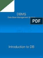 DBMS Module 3