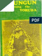 Egungun among the Oyo Yoruba