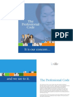 Professional Code for Engineers