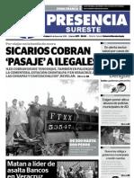 Diario Presencia de Las Choapas, Veracruz México