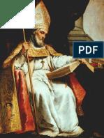 San Isidoro de Sevilla. Etimologías.