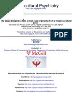 Transcultural Psychiatry 2011 Yazar 684 92