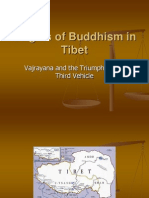62634069 Origins of Buddhism in Tibet Tibet Vajrayana and the Triumph of the Third Vehicle