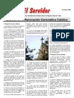 Examen en la Renovación Carismática Católica