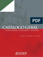 Sabo Catalogo Juntas Pesado e Utilitarios 2012