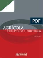 Sabo Catalogo Agricola Pesada e Utilitario 2012
