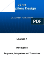 Compiler Design Lectures
