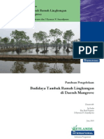 Booklet Panduan Tambak Rmh Lingkungan