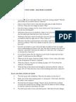 Study Guide Delcroix I