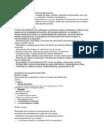 Metodología para el desarrollo de aplicaciones.