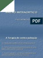 BALÃO INTRAORTICO 2011