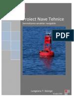 Semnalizarea Senalului Navigabil Proiect Nave Tehnice