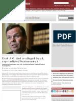 Harry Reid in Bribe Case