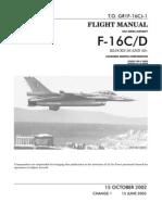 HAF F16 Manual