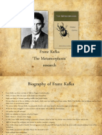 Kafka Research 1