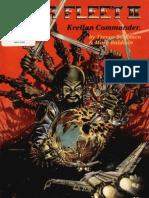 Star Fleet II Krellan Commander