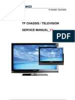 lcd tv service manual rh scribd com color television service manual pdf television service manual pdf