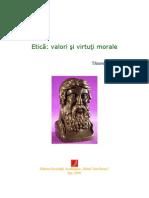 6932098 Etica Valori Si Virtuti Morale Tanase Sarbu