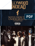 Digital Booklet - Notes From The Underground Unabridged