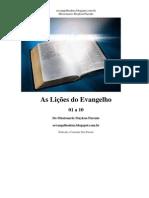 Lições do Evangelho