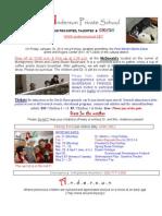 TRIP NOTICE - 13-1-18 Stock Show (Anderson Private School)