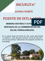 PNL. DÍA DEL FERROCARRILERO