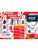 Winterschlussverkauf Intersport 2013
