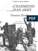 Duncan Head-Achaemenid Persian Army-Montvert Publications(1992)