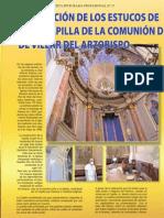Restauracion Villar del Arzobispo