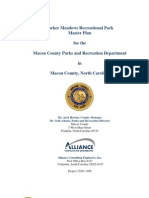 Parker Meadows Master Plan