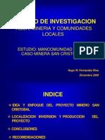 Caso Minera San Cristobal