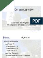 Ejercicio de procesamiento de imagenes con LabView