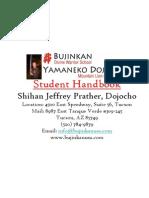 Handbook of Bujinkan