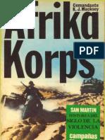 Afrika Korps - Comandante Macksey