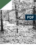 Stop Hunting Sheep